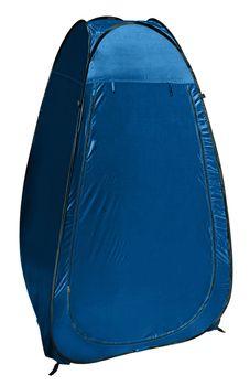 24ocean Klapptoilette grau mit 30 Beuteln mit Pop-Up Zelt Duschzelt Umkleidezelt - WC Klo Set – Bild 3