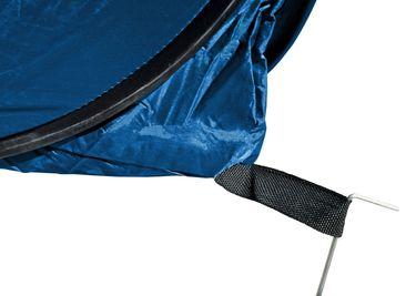 24ocean Klapptoilette grau mit 30 Beuteln mit Pop-Up Zelt Duschzelt Umkleidezelt - WC Klo Set – Bild 4