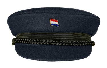 MADSea Elbsegler Premium Tuch mit Flaggenpin Niederlande dunkelblau Pin – Bild 1