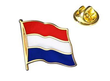 MADSea Elbsegler Premium Tuch mit Flaggenpin Niederlande dunkelblau Pin – Bild 2