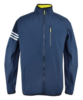 Adidas Herren Softshelljacke North Channel Funktionsjacke Windjacke Fleece gefüttert – Bild 5