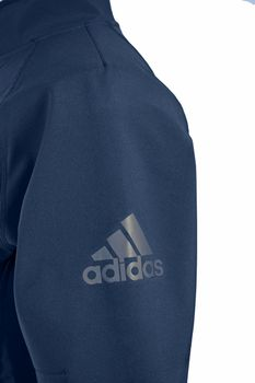 Adidas Herren Softshelljacke North Channel Funktionsjacke Windjacke Fleece gefüttert – Bild 8