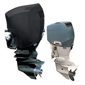 Oceansouth Motor-Abdeckung Vented Cover kompatibel mit EVINRUDE Außenborder - Schutzhülle für den Motor – Bild 1