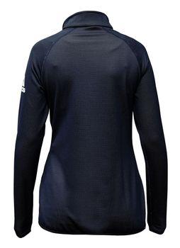 Adidas Damen Fleece Funktionsshirt Harbour mit Reißverschluss – Bild 7