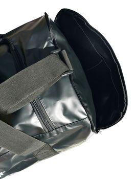 crazy4sailing Reisetasche PVC schwarz 50 Liter Segeltasche  – Bild 4