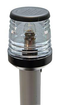 Osculati Lampenschaft mit Rundumlaterne für Schott Montage - 1000mm – Bild 2