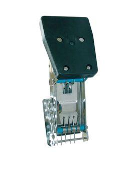 Osculati Motorhalter heavy duty bis max. 40kg - klappbar