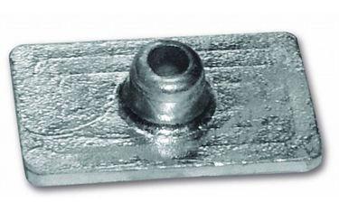 Navyline Zink Anode Platte 4,5 / 7,5 / 9,8 PS für Mercury