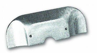 Navyline Magnesium Anode Platte für Mercruiser