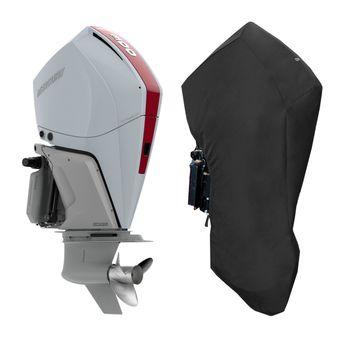 Oceansouth Motor-Abdeckung Full Cover kompatibel mit Mercury Außenborder - ganze Schutzhülle für den Motor – Bild 1