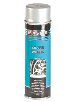 Troton Acrylspray Felgenspray silber 500ml