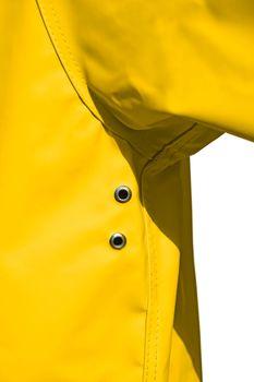 MADSea Damen Herren Friesennerz Regenjacke gelb wasserabweisend B-Ware – Bild 4
