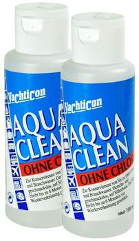 Yachticon Aqua Clean AC 1000 ohne Chlor 200ml für 2000 Liter – Bild 1