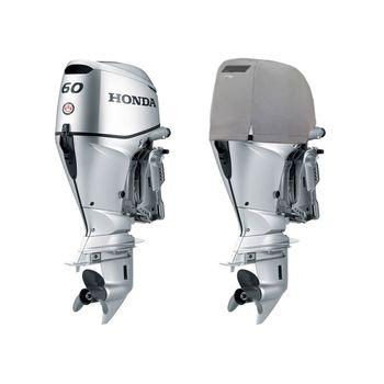 Oceansouth Motor-Abdeckung Vented Cover kompatibel mit Honda Außenborder - Schutzhülle für den Motor – Bild 7