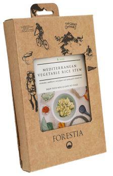 Forestia Mediterraner Reistopf-SH vegetarisch Outdoornahrung Trekking