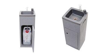 BUT Handwaschbecken SST 10 frei stehend mit 10 Liter Wasservorrat – Bild 4