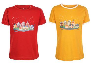 elkline Kinder T-Shirt Hometown – Bild 1