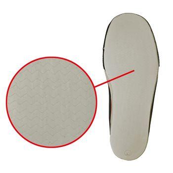 Navyline Damen Herren Segelstiefel Halbschaft Messerschnittsohle  – Bild 3