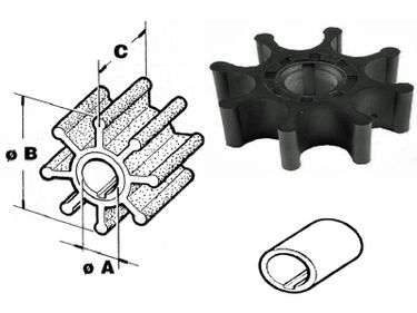 CEF Impeller 500128