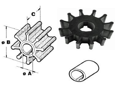 CEF Impeller 500170 CG