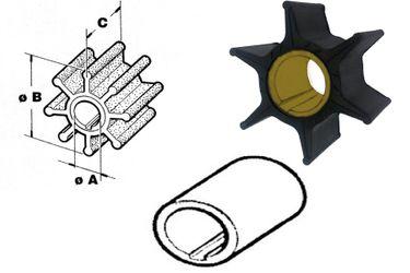 CEF Impeller 500368 als Ersatz für Yamaha  68T-44352-00-00