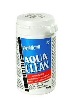 Yachticon Aqua Clean AC 10.000 ohne Chlor 100g für 10000 Liter – Bild 1