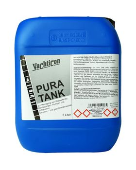 Yachticon Pura Tank ohne Chlor 5 Liter