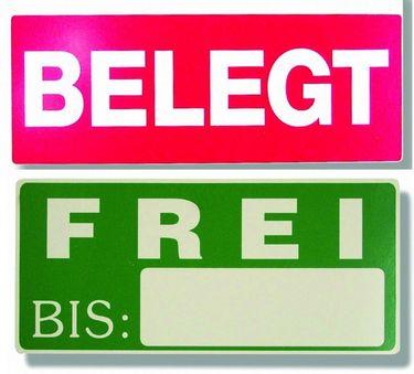 Navyline Liegeplatz-Schild FREI BELEGT