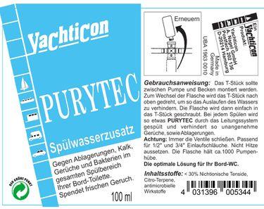 Yachticon Yacht & Caravan WC Pflege Set – Bild 2