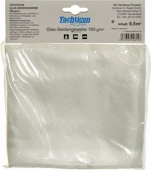Yachticon Glasseidengewebe 160g/m² - 0,5 m²