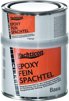Yachticon Epoxy Feinspachtel mit Härter 2,1 kg