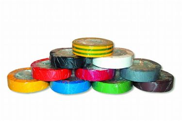 Yachticon PVC Isolierband Rainbowpack 10 Rollen á 10m x 15mm