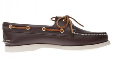 Sperry Top-Sider Damenschuh Authentic Original 2 Eye Classic Brown – Bild 6