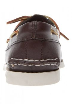 Sperry Top-Sider Damenschuh Authentic Original 2 Eye Classic Brown – Bild 2