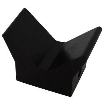 Navyline Gummi Bugschutz schwarz
