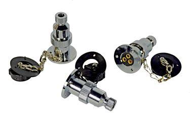 Osculati 12 Volt Steckverbindung wasserdicht - max. 5 A – Bild 1