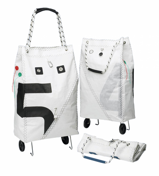 Trend Marine Einkaufs-Trolley Sea King