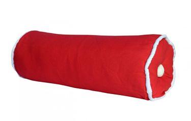 Navyline Kissen-Rolle mit Kapokfüllung und Baumwollbezug 42cm, Ø 16cm – Bild 4