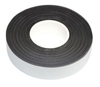 Yachticon Yachting Tape Ruban autovulcanisant étanche noir ou blanc 10 m x 19 mm