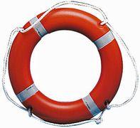 Osculati Rettungsring Solas orange mit Reflexstreifen 001