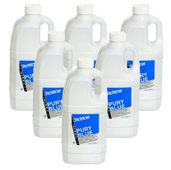 Yachticon Pury Blue - 6 Flaschen zu je 2 Liter – Bild 1