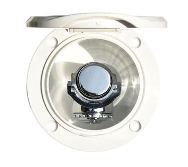 Osculati Einbau-Box-Dusche ELEGANT mit Handdusche MIZAR – Bild 4