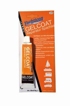 Yachticon Gelcoat Reparatur Spachtel weiß 70g