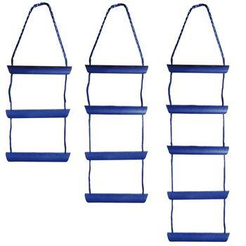 Osculati Nylon Strickleiter - erhältlich mit 3, 4 oder 5 Stufen – Bild 1