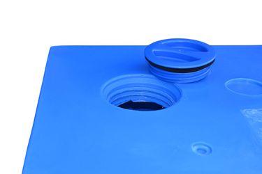 Osculati Abwassertank Waste 130 Liter - 880 x 500 x 300 mm – Bild 3