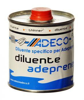 Adeco Verdünner für Adeprene Forte Schlauchboot 2-Komponenten Kleber 250ml - Neopren Hypalon Synotex