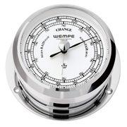 Wempe Barometer Pirat II verchromt Ø 95mm 001