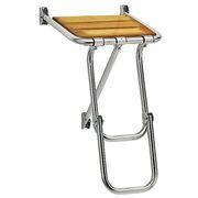 Osculati Mini Badeplattform mit Leiter für Schlauchboote 001