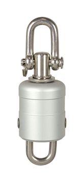 Drehwirbel kugelgelagert - Arbeitslast ca. 500 kg - Bruchlast ca. 1000 kg – Bild 1