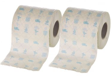 Yachticon Toilettenpapier bedruckt - 2 Rollen Outdoor Design